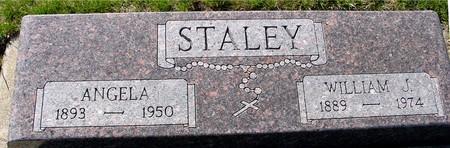 STALEY, ANGELA & WILLIAM J. - Crawford County, Iowa | ANGELA & WILLIAM J. STALEY