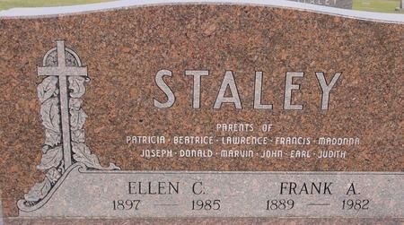 STALEY, FRANK & ELLEN - Crawford County, Iowa | FRANK & ELLEN STALEY