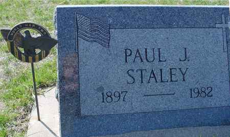 STALEY, PAUL J. - Crawford County, Iowa | PAUL J. STALEY
