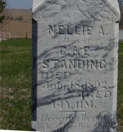STANDING, NELLIE A. - Crawford County, Iowa | NELLIE A. STANDING