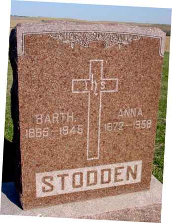 STODDEN, BARTH. & ANNA - Crawford County, Iowa | BARTH. & ANNA STODDEN