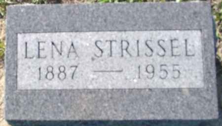 STRISSEL, LENA - Crawford County, Iowa | LENA STRISSEL