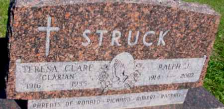 STRUCK, RALPH & TERESA - Crawford County, Iowa | RALPH & TERESA STRUCK