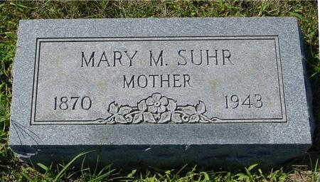 SUHR, MARY M. - Crawford County, Iowa | MARY M. SUHR