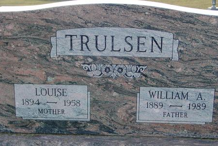 TRULSEN, WILLIAM & LOUISE - Crawford County, Iowa | WILLIAM & LOUISE TRULSEN