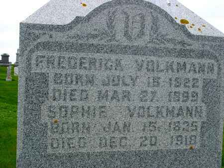 VOLKMANN, FREDERICK - Crawford County, Iowa | FREDERICK VOLKMANN
