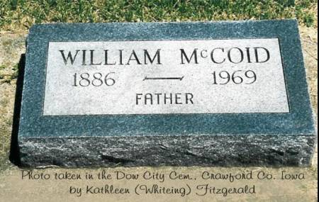 MCCOID, WILLIAM NOEL
