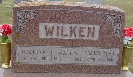 WILKEN, MATHEW - Crawford County, Iowa | MATHEW WILKEN