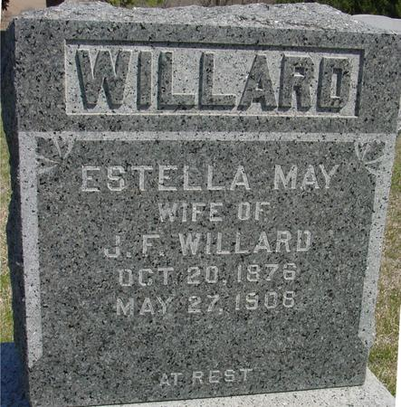 WILLARD, ESTELLA MAY - Crawford County, Iowa | ESTELLA MAY WILLARD
