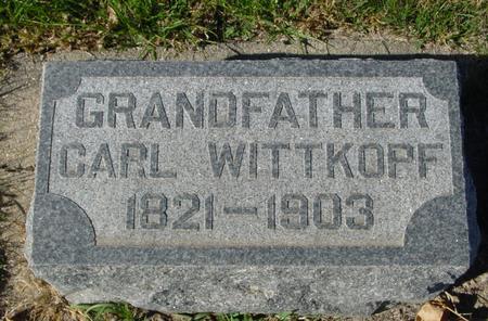 WITTKOPF, CARL - Crawford County, Iowa | CARL WITTKOPF