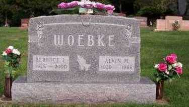 WOEBKE, BERNIECE L. - Crawford County, Iowa | BERNIECE L. WOEBKE
