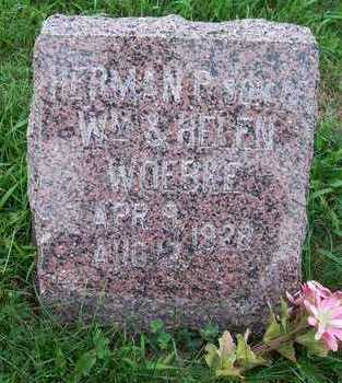 WOEBKE, HERMAN P. - Crawford County, Iowa | HERMAN P. WOEBKE