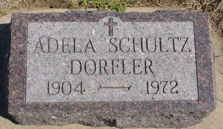 SCHULTZ DORFLER, ADELA - Crawford County, Iowa | ADELA SCHULTZ DORFLER