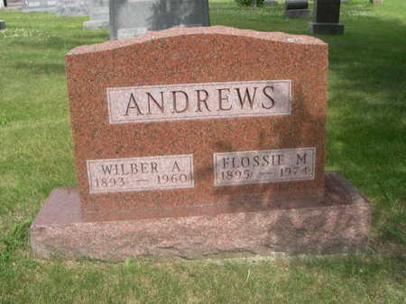 ANDREWS, WILBER - Dallas County, Iowa | WILBER ANDREWS