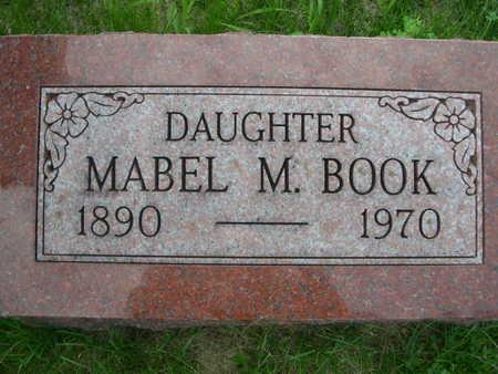 BOOK, MABLE M. - Dallas County, Iowa | MABLE M. BOOK