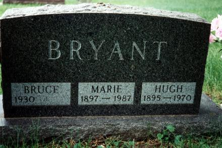 ELLSWORTH BRYANT, MARIE - Dallas County, Iowa | MARIE ELLSWORTH BRYANT