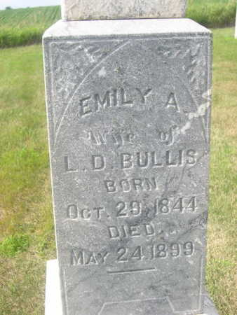BULLIS, EMILY A. - Dallas County, Iowa | EMILY A. BULLIS