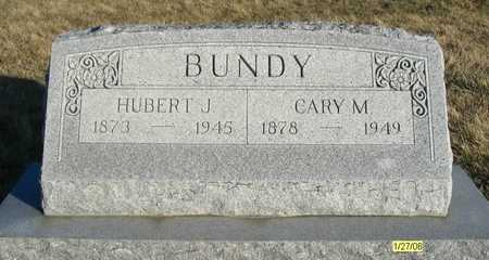 BUNDY, HUBERT J. - Dallas County, Iowa | HUBERT J. BUNDY