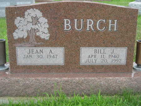 BURCH, JEAN A. - Dallas County, Iowa | JEAN A. BURCH