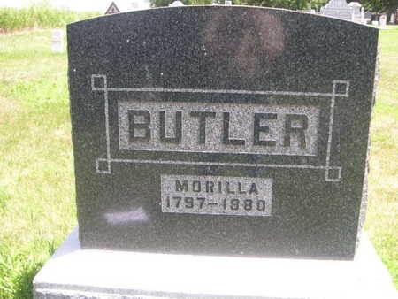 BUTLER, MORILLA - Dallas County, Iowa | MORILLA BUTLER