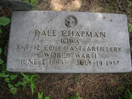 CHAPMAN, DALE - Dallas County, Iowa | DALE CHAPMAN