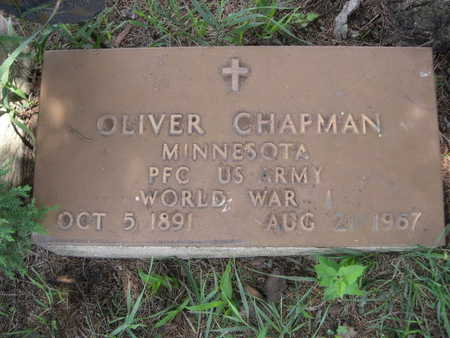 CHAPMAN, OLIVER - Dallas County, Iowa | OLIVER CHAPMAN