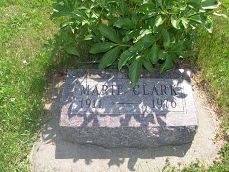 CLARK, MARIE - Dallas County, Iowa | MARIE CLARK