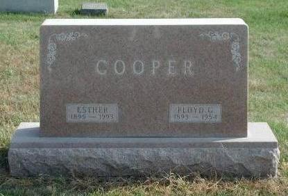COOPER, FLOYD GILBERT - Dallas County, Iowa | FLOYD GILBERT COOPER