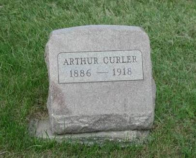 CURLER, ARTHUR - Dallas County, Iowa | ARTHUR CURLER
