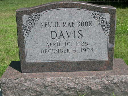 DAVIS, NELLIE MAE - Dallas County, Iowa | NELLIE MAE DAVIS
