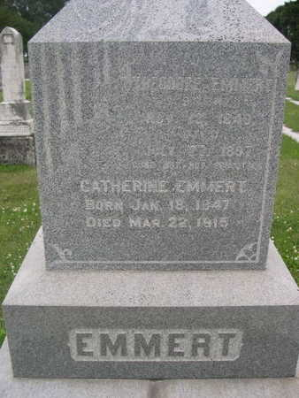 EMMERT, CATHERINE - Dallas County, Iowa | CATHERINE EMMERT