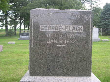 FLACK, GEORGE - Dallas County, Iowa | GEORGE FLACK