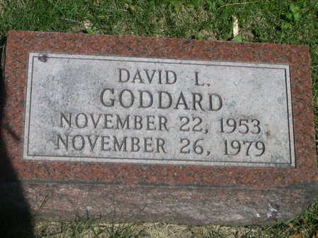 GODDARD, DAVID L. - Dallas County, Iowa | DAVID L. GODDARD