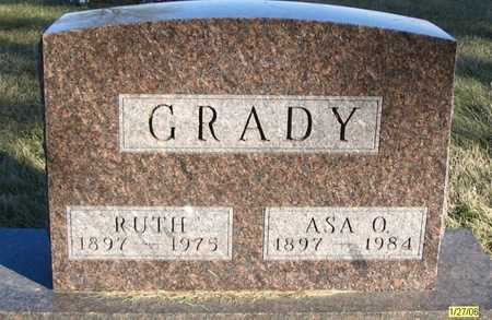 DAY GRADY, RUTH - Dallas County, Iowa | RUTH DAY GRADY