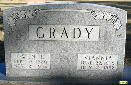 GRADY, OWEN E. - Dallas County, Iowa | OWEN E. GRADY