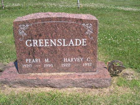GREENSLADE, HARVY C. - Dallas County, Iowa | HARVY C. GREENSLADE