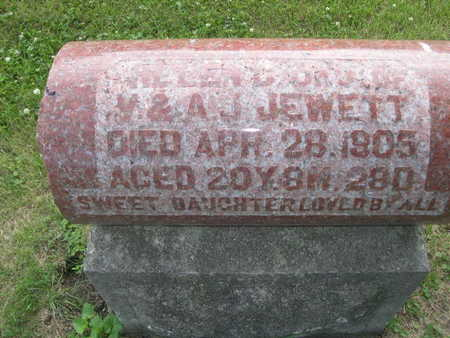JEWETT, HELEN C. - Dallas County, Iowa | HELEN C. JEWETT