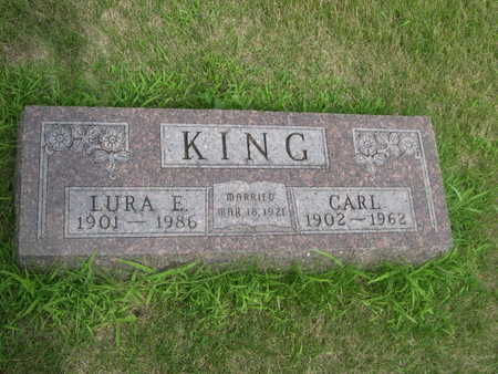 KING, CARL - Dallas County, Iowa | CARL KING