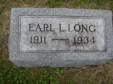 LONG, EARL - Dallas County, Iowa | EARL LONG