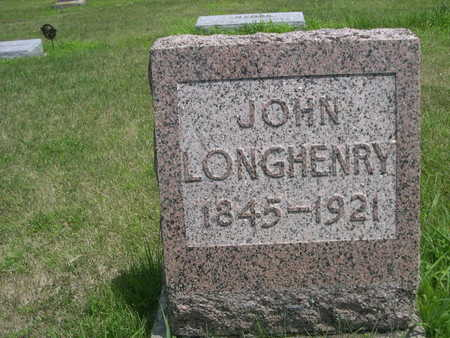 LONGHENRY, JOHN - Dallas County, Iowa | JOHN LONGHENRY