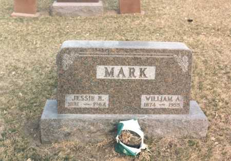 MARK, JESSIE BEATRICE - Dallas County, Iowa | JESSIE BEATRICE MARK