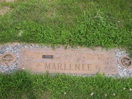 MARLENEE, EDGAR G. - Dallas County, Iowa | EDGAR G. MARLENEE