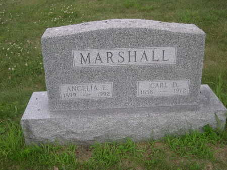 MARSHALL, CARL D. - Dallas County, Iowa | CARL D. MARSHALL