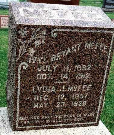 MCFEE, IVYL BRYANT - Dallas County, Iowa | IVYL BRYANT MCFEE
