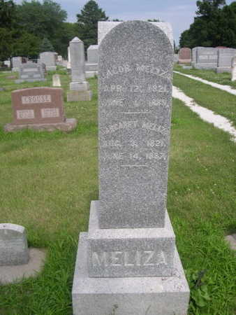 MELIZA, MARGARET - Dallas County, Iowa | MARGARET MELIZA