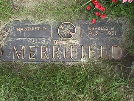 MERRIFIELD, CHARLES - Dallas County, Iowa | CHARLES MERRIFIELD