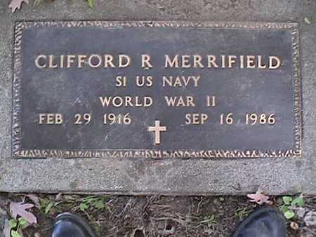 MERRIFIELD, CLIFFORD - Dallas County, Iowa | CLIFFORD MERRIFIELD