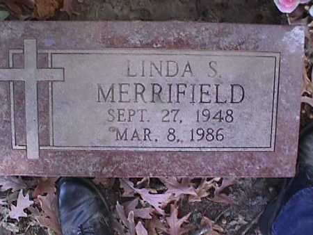 MERRIFIELD, LINDA - Dallas County, Iowa | LINDA MERRIFIELD