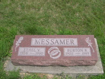 MESSAMER, BURTON R. - Dallas County, Iowa | BURTON R. MESSAMER