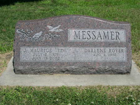 MESSAMER, DARLENE - Dallas County, Iowa | DARLENE MESSAMER